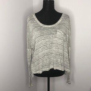 Grey comfy light weight sweater